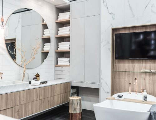 Salon de l'habitation 2017 – Salle de bain