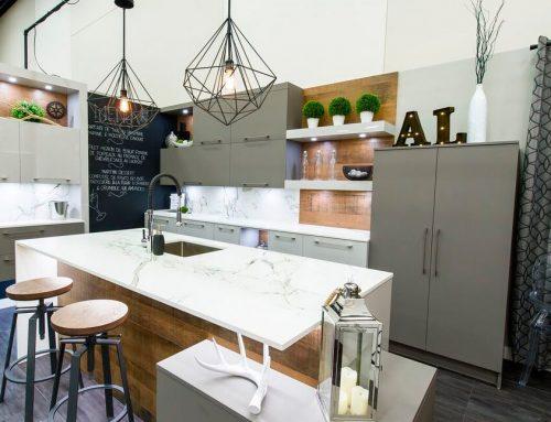 Cuisine pour le Salon de l'habitation 2016